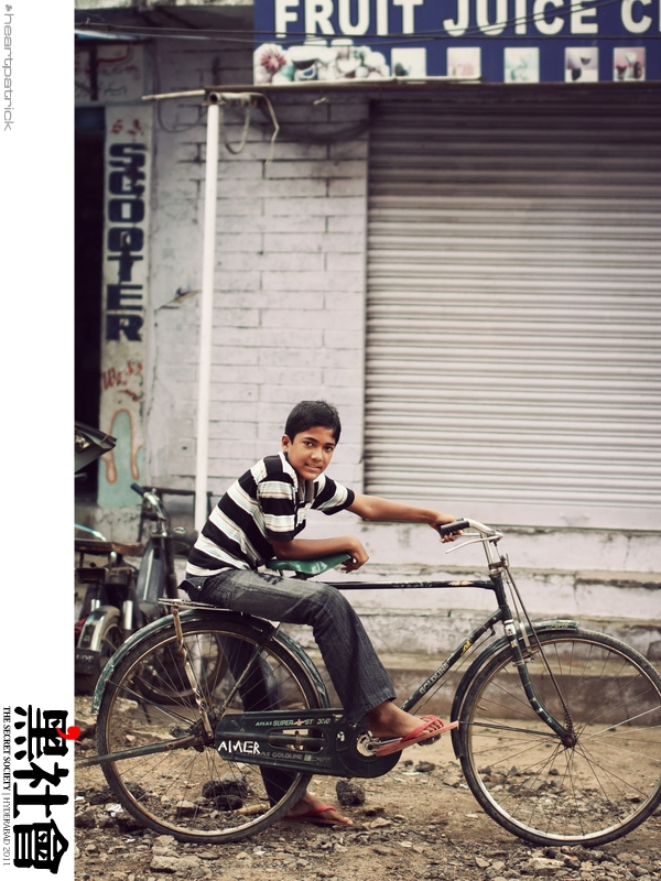 heartpatrick India Hyderabad street photography