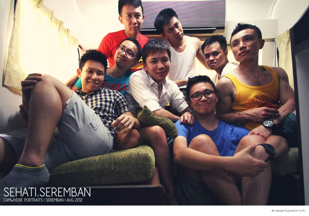 heartpatrick seremban friendship portrait