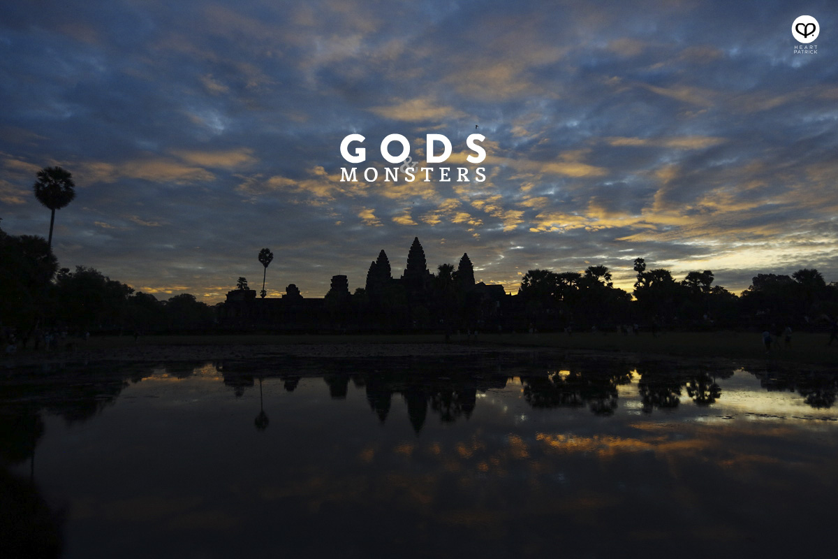 cambodia travel siem reap angkor wat sunrise