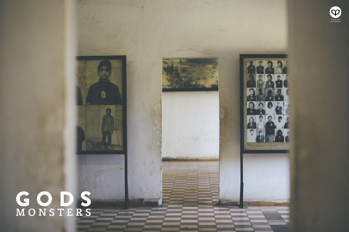 cambodia travel phnom penh tuol sleng genocide museum
