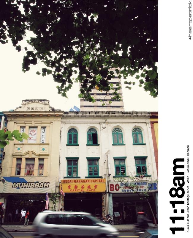 heartpatrick urban heritage series   1118am   jalan tuanku abdul rahman