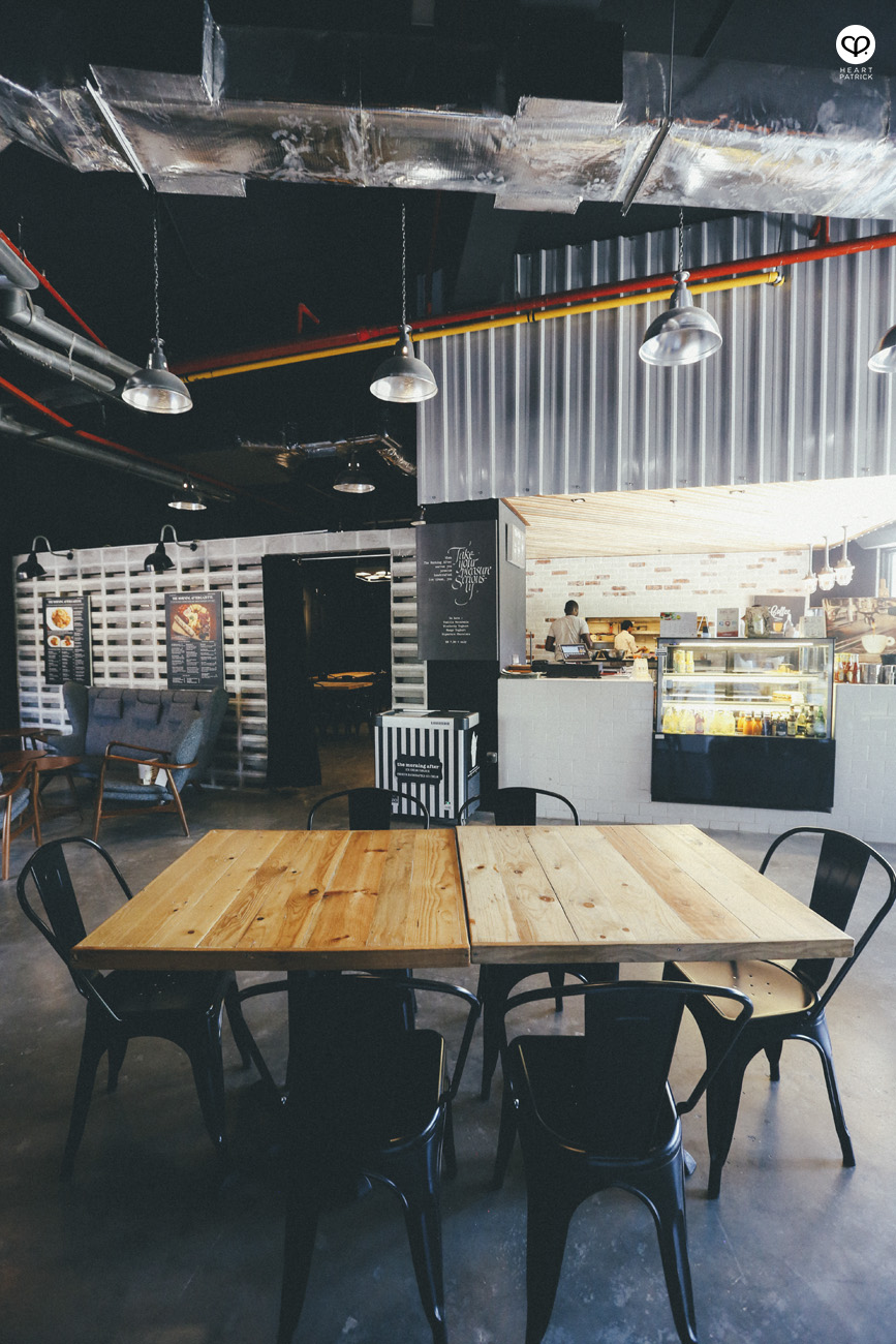 café coffee cafehopping the morning after TMA ara damansara oasis ara damansara