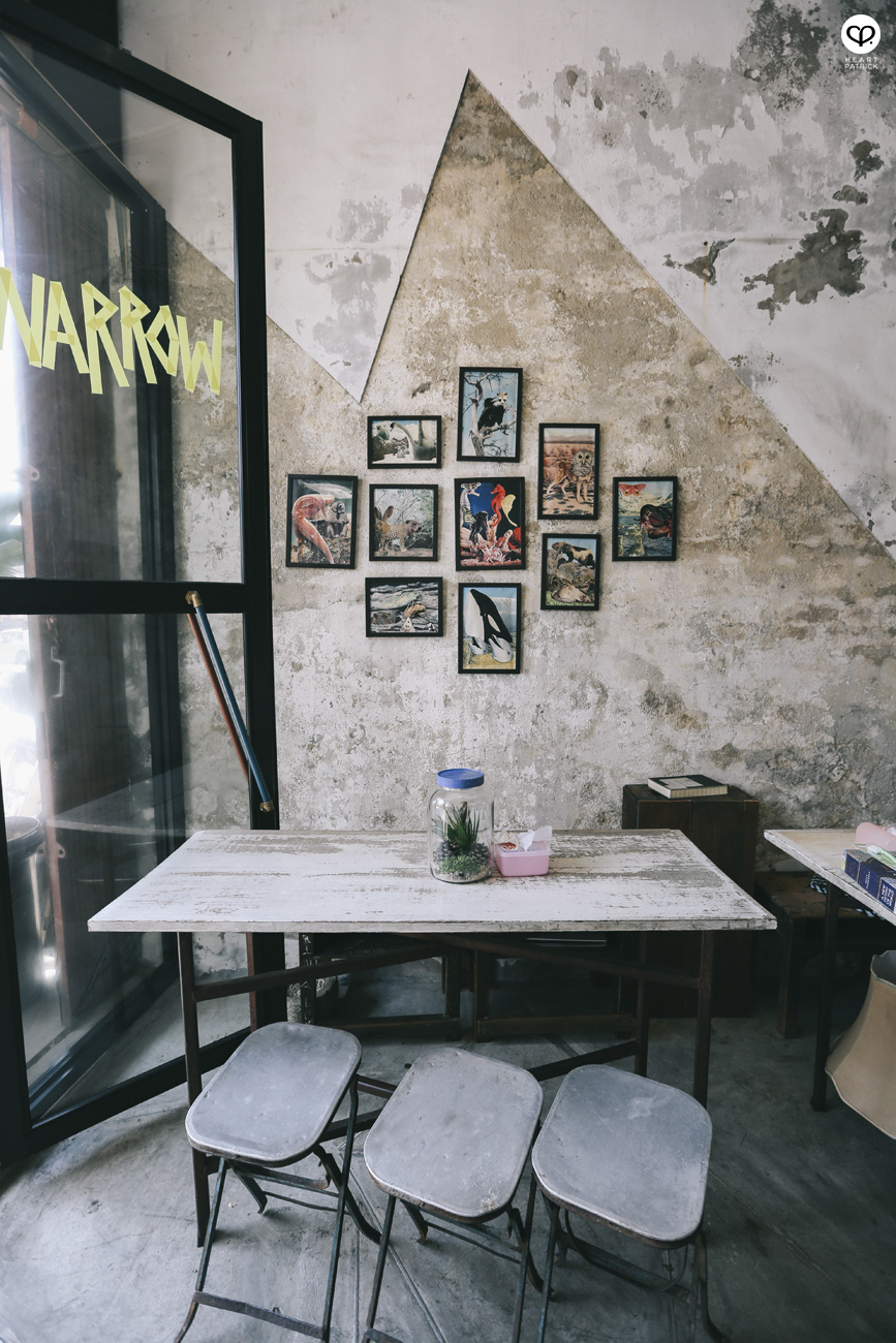 heartpatrick spaces coffee café cafehopping georgetown penang