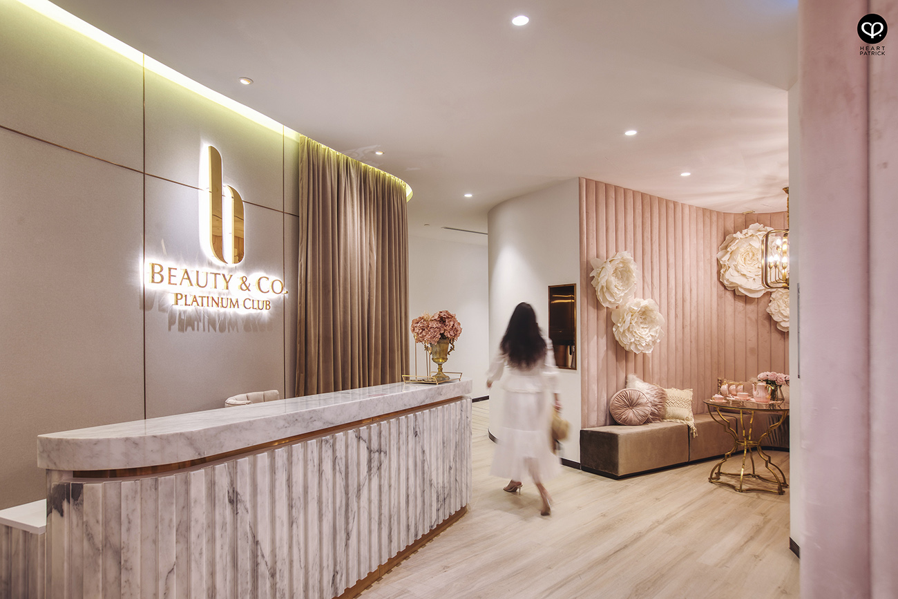 heartpatrick spaces interior photography beauty and co gardens mall midvalley kuala lumpur
