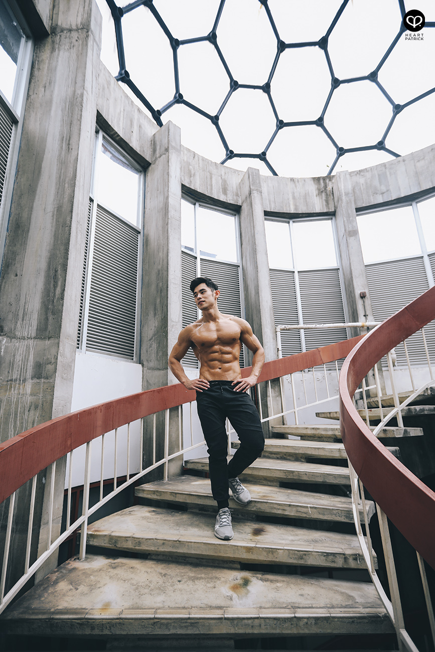 heartpatrick asian malaysian fitness instructor jordan yeoh