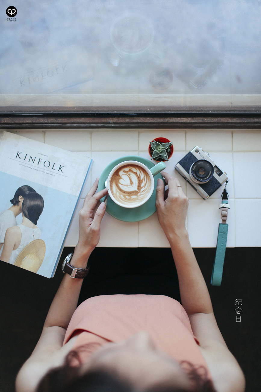 malaysia female model awesome canteen prologue petaling jaya kinfolk flatlay latte art coffee cafe cactus
