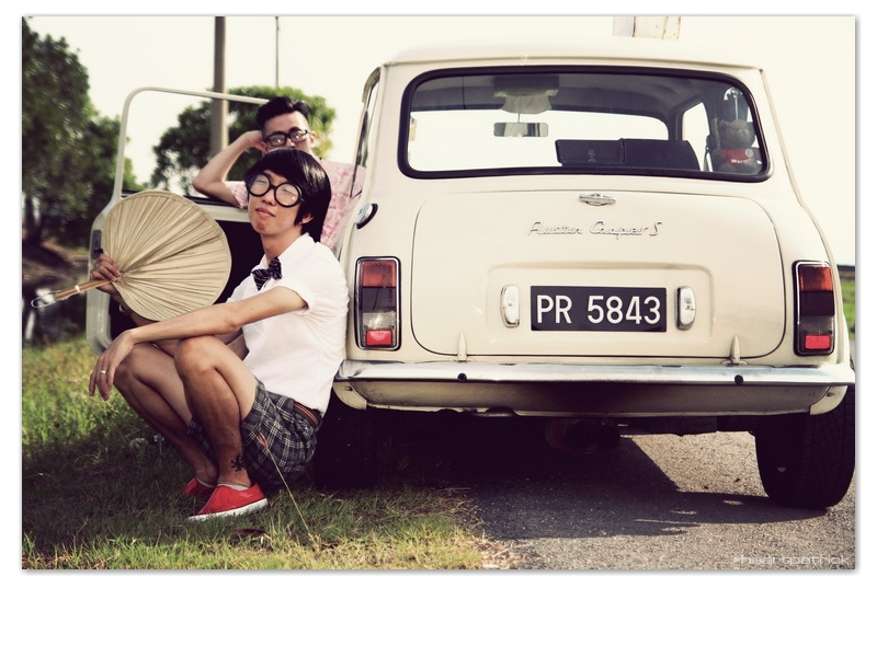 sekinchan creative portrait vintage retro quirky