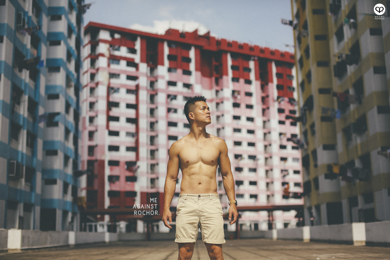 heartpatrick portraits asianmale asianman singapore rochor center hdb urban heritage