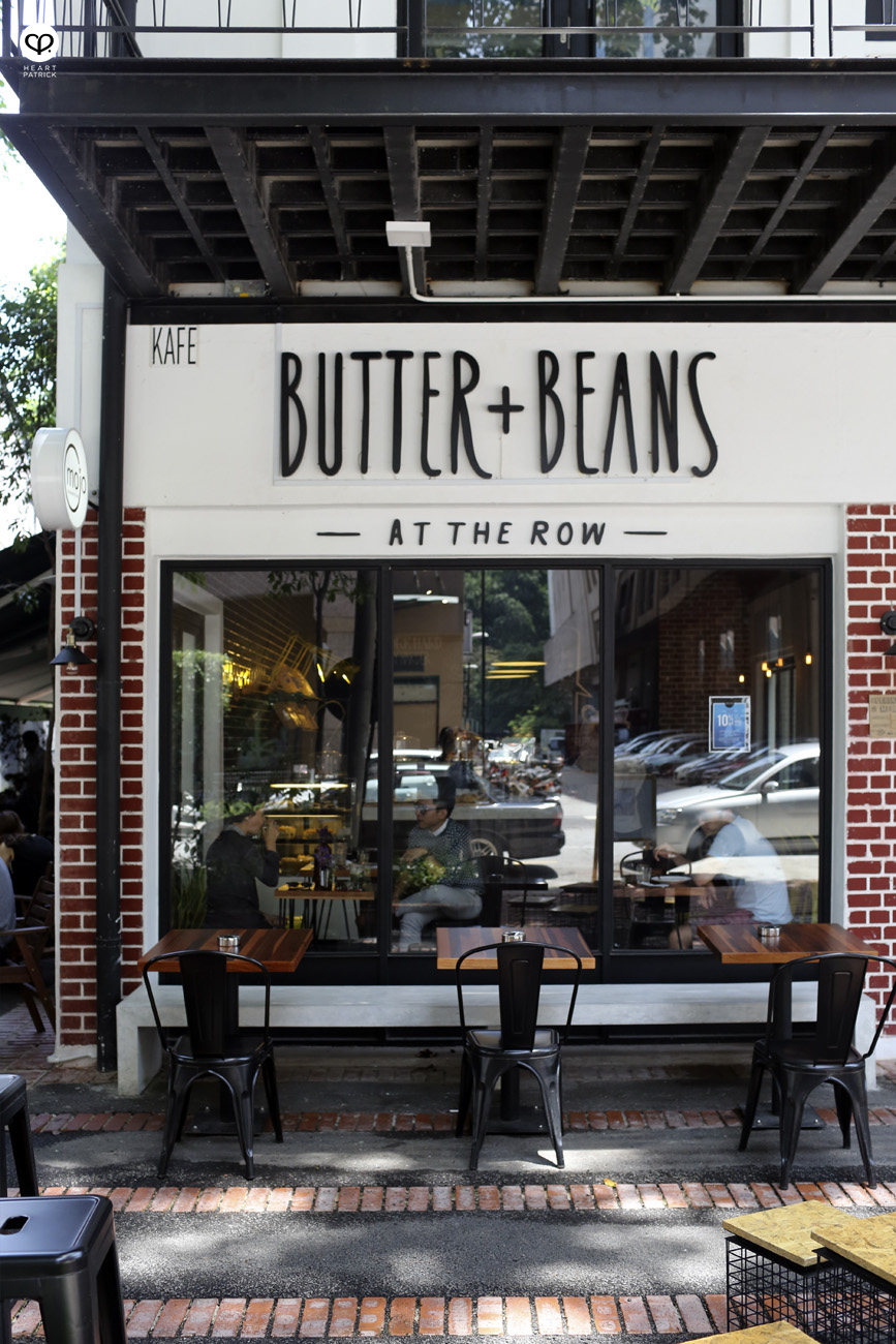 the row butter and beans leagure of captains