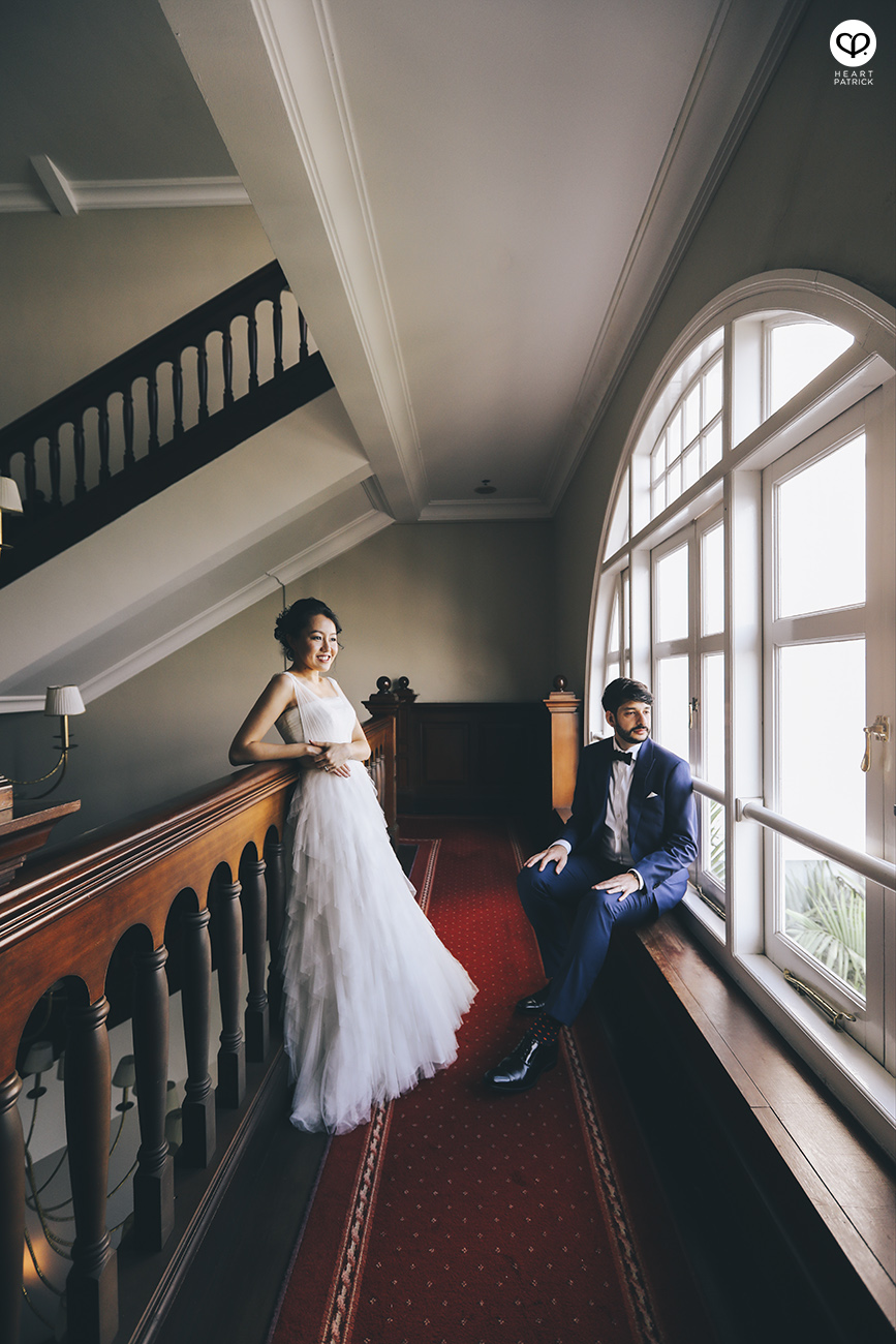 heartpatrick prewedding couple portraits penang georgetown heritage